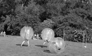 Bubble Voetbal VAS The Accountables