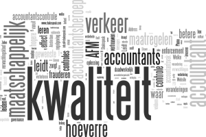 Word cloud accountancystudenten The Accountables